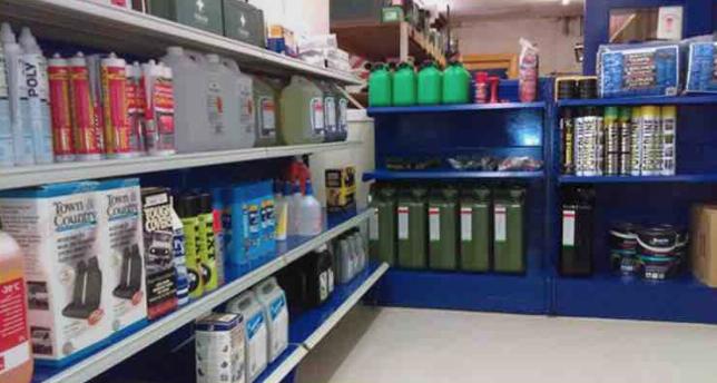 Sales & Consumables